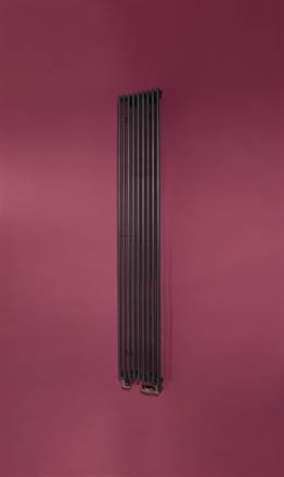 Bisque Trubi Vertical Tube Radiator