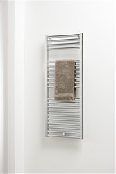Ultraheat Chelmsford Straight Chrome Heated Towel Rails