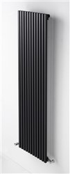 Ultraheat Klon Charcoal Vertical Deisigner Radiator