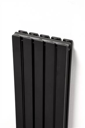 Ultraheat Linear Charcoal Vertical Designer Radiator