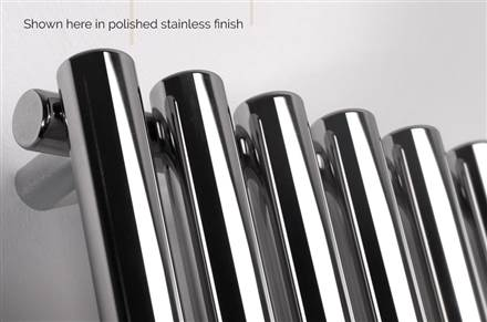 MHS Unico Stainless Steel Designer Radiator