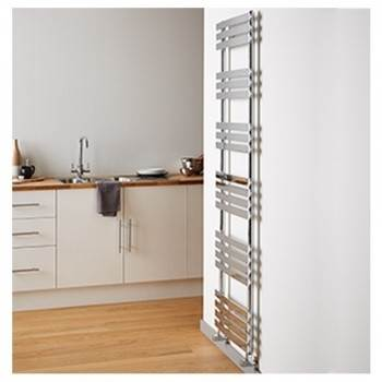 Vogue Arc Heated Towel Rail MD065