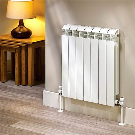 The Radiator Company Vox Aluminium Radiator - 590mm Height
