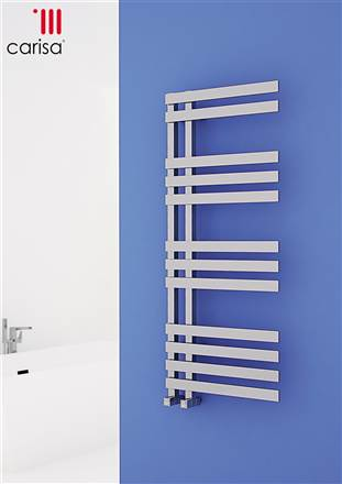 Carisa Verona Steel Towel Rail