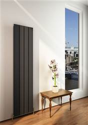 Warmrooms Cubo Vertical Aluminium Radiator