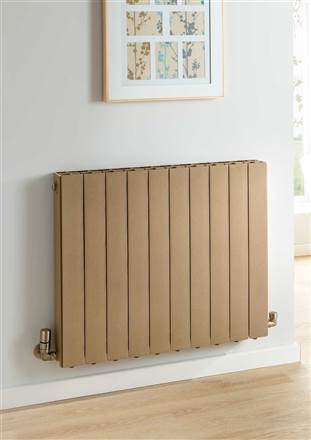 The Radiator Company Vip Aluminium Radiator - 440mm Height