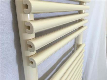 DQ Double Quick Vulcano Heated Towel Rail