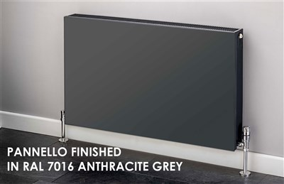 Pannello Flat Panel Coloured Radiator