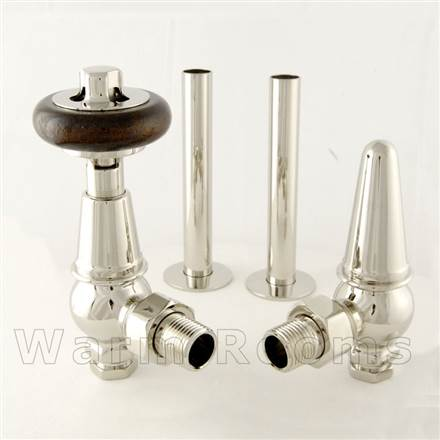 Wilmington Traditional Thermostatic Radiator Valves
