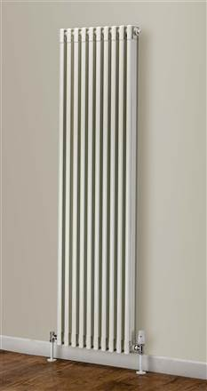 Supplies 4 Heat Woburn Vertical Aluminium Radiator