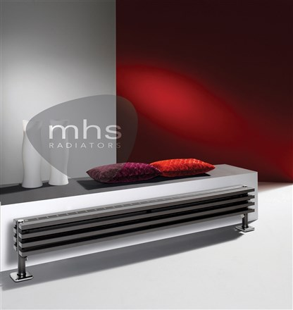 MHS Zana Plinth Horizontal Radiator