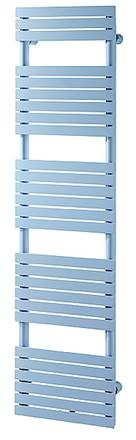 Zehnder Ax Spa Single Designer Heated Towel Rail