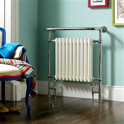 Zehnder Balmoral Electric Heated Towel Rail