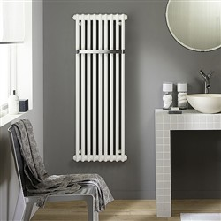 Zehnder Charleston Bar Heated Towel Rail