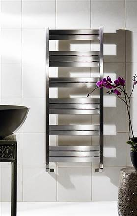 Zehnder Cove Designer Heated Towel Rail