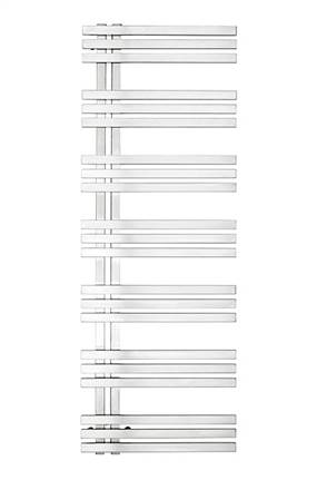 Zehnder Keel Asym Designer Heated Towel Rail