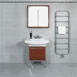 Zehnder Nobis Designer Heated Towel Rail