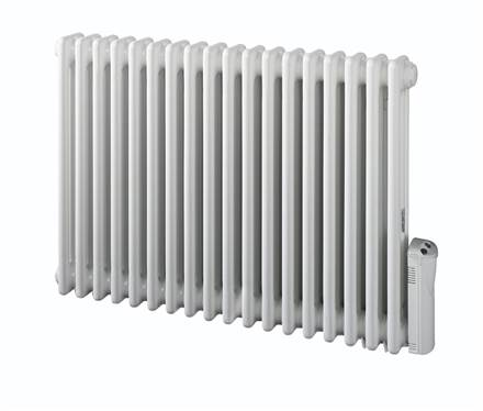 Zehnder Charleston Electric Plinth Column Radiator