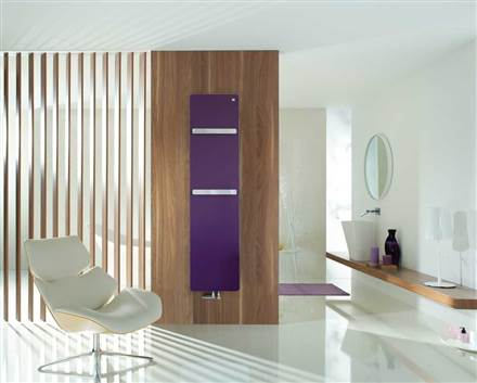 Zehnder Vitalo Bar Designer Heated Towel Rail