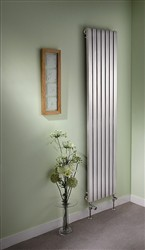 Apollo Ferrara Stainless Steel Radiator