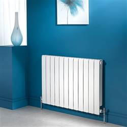 Apollo Modena Horizontal Aluminium Radiator