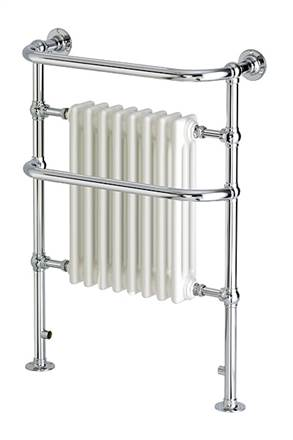 Apollo TCR Ravenna Plus Traditional Heated Towel Rail