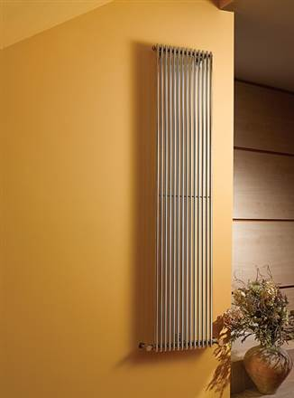 Apollo Rimini Straight Single Designer Radiator