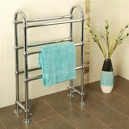 Apollo CH Ravenna Traditional Heated Towel Rail