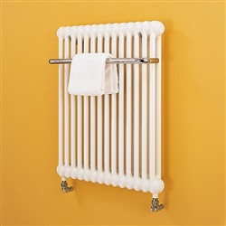 Bisque Classic Towel Traditional Radiator