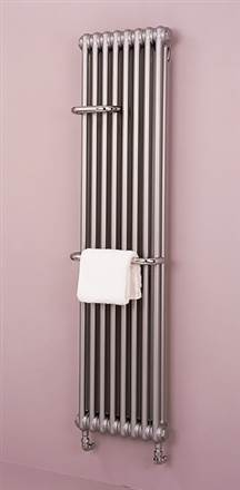 Bisque Classic Towel Traditional Radiator Anthracite