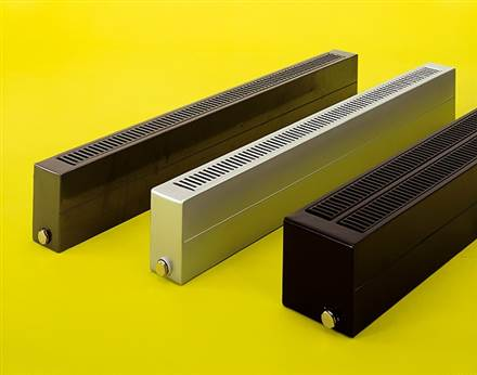 Design Convector Radiator.Bisque Convector Designer Radiator Www Warmrooms Co Uk