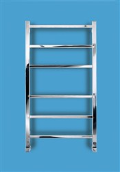 Bisque Gio Stainless Steel Heated Towel Rail