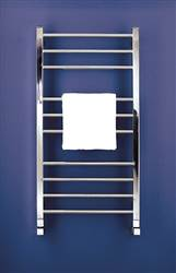 Bisque Olga Stainless Steel Heated Towel Rail