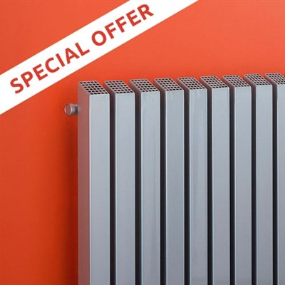 Bisque Setsquare Radiator - SPECIAL OFFER