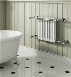Reina Camden Traditional Wall Mounted Towel Radiator
