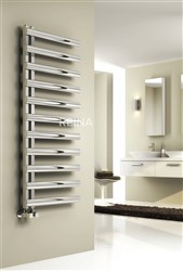 Reina Cavo Stainless Steel Designer Heated Towel Rail