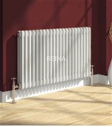 Reina Colona Horizontal 4 Column Radiator