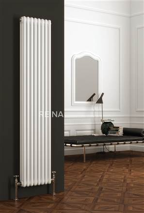 Reina Colona Vertical 2 Column Radiator