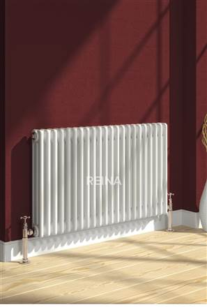 Reina Colona Horizontal 2 Column Radiator