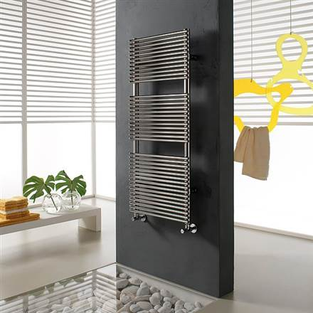 Cordivari Elen Stainless Steel Heated Towel Rail