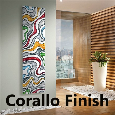 Cordivari frame picture vertical designer radiator www - Designer vertical radiators for kitchens ...