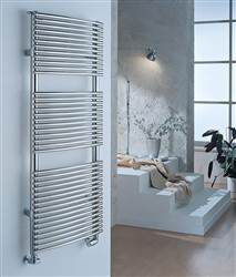 Cordivari Nancy Stainless Steel Heated Towel Rail -
