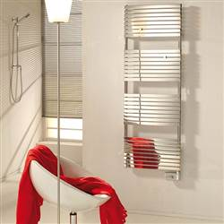 Cordivari Stefania Stainless Steel Electric Heated Towel Rail