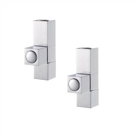 Aestus Cube Manual Radiator Valves