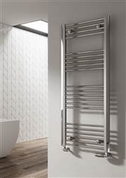 Reina Divale Aluminium Heated Towel Rail