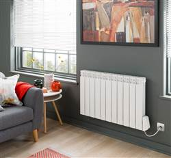 Vogue Eco Electric Wall Mounted Radiator ER001