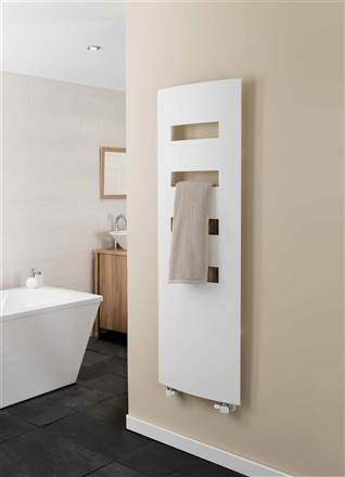 The Radiator Company Extro Towel Rail