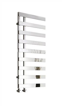 Reina Florina Chrome Designer Heated Towel Rail