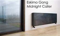 Eskimo Outline Electric Gong Flat Panel Radiator