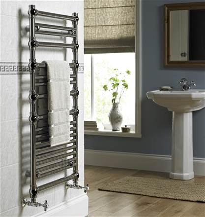Vogue Penthouse Wall Mounted Towel Rail LG018